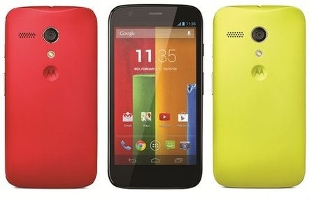disadvantages of motorola moto g