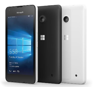 disadvantages of microsoft lumia 550