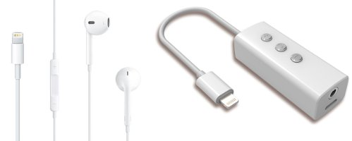 disadvantages of apple7 headphone jack (lightning)