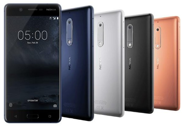 disadvantages nokia 5 android