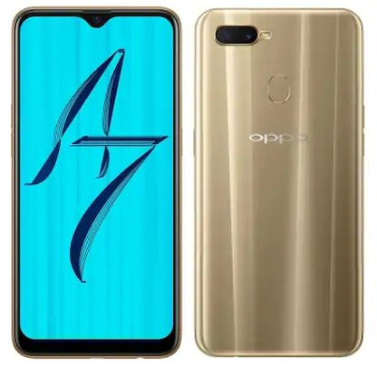 OPPO A7 Disadvantages Specification Review - Advantage