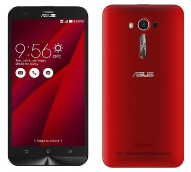 Drawback Of ASUS ZENFONE 2 LASER ZE551KL Is Use Android Lollipop As Factory Default Operating System Although This Can Work Best With All