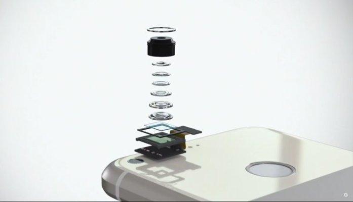 disadvantages google pixel (xl) camera