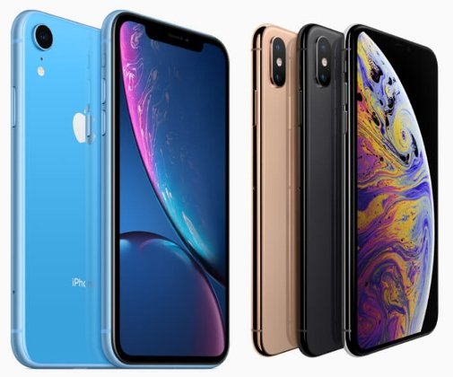 disadvantages iphone xr and iphone xs / iphone xs max specreview