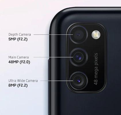 disadvantages samsung galaxy m21 2021 camera