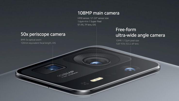 disadvantages xiaomi mix 4 camera